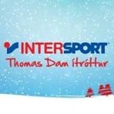 Annað - Gávukort til Intersport á 400kr mp 300kr