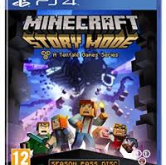 Annað - PS4 Minecraft Story Mode - 200 kr