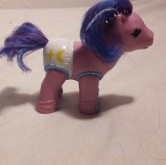 Ponyhestar - My little pony, 1 stk.